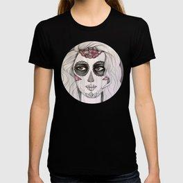 Sugar skull costume T-shirt