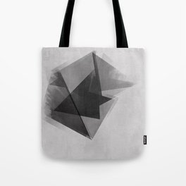 Abstraction Process Tote Bag