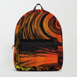 Center of The Vortex Warm 1 Backpack