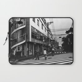 Streets of Kamakura Laptop Sleeve