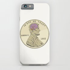 Penny for your thoughts iPhone 6s Slim Case