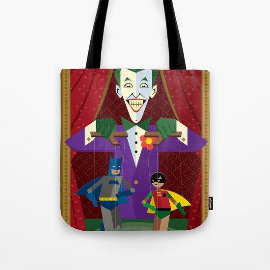 Joker's Theater Tote Bag