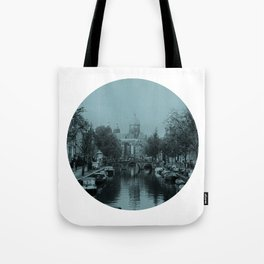 Amsterdam Canal #1 Tote Bag