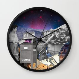 With or without you Wall Clock