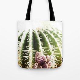 Cactus in the Sunlight Tote Bag