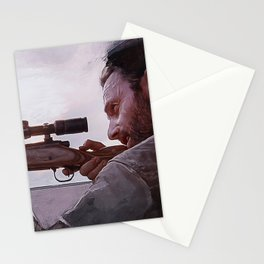 Rifleman Rick Grimes - The Walking Dead Stationery Cards