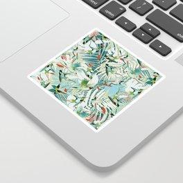 Tropical Mood III. Sticker