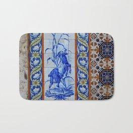 Goat Vintage Mosaic Tiles Bath Mat
