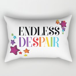 Endless Despair Rectangular Pillow