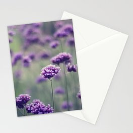 Last of summer buds Stationery Cards
