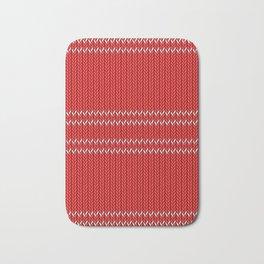 Chritmas Sweater Bath Mat