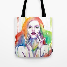 Nobody Knows Tote Bag
