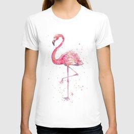 A Flamingos Fancy T-shirt