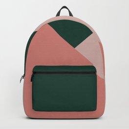 Geometric Summer Delight #1 #minimal #decor #art #society6 Backpack