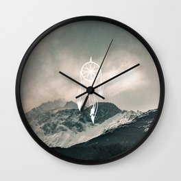 Dreamcatch you Wall Clock