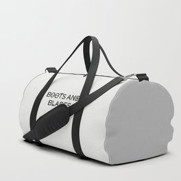 Boots and Blades Duffle Bag