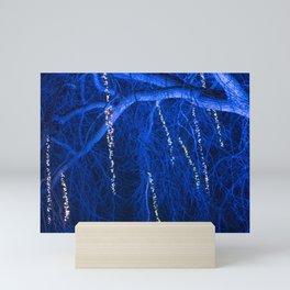 Longwood Gardens Christmas Series 35 Mini Art Print