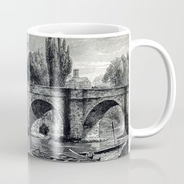 Cathedrals, abbeys and churches of England and Wales Coffee Mug