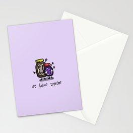 We Belong Together | PB&J Stationery Cards