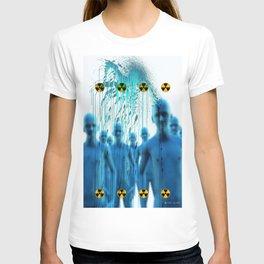 Aliens Gang & Acid Radioactivity Cure T-shirt