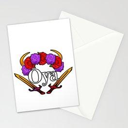 Oya Orisha Vibes Stationery Cards
