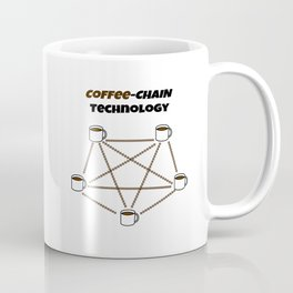 Coffee-chain Technology Coffee Mug