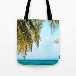 Belize Breeze Tote Bag