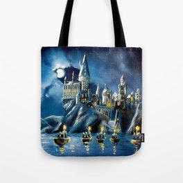 Moonlit Magic Tote Bag