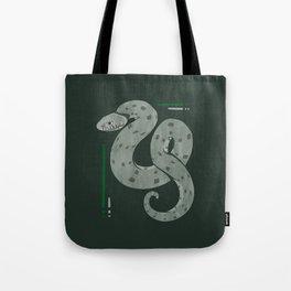 Natrix natrix for cunning Tote Bag