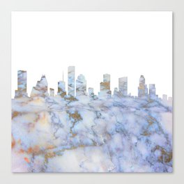 Houston Texas Skyline Canvas Print