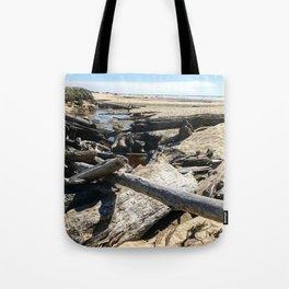 Drifting on Newport Beach Tote Bag