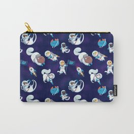 Space Catets Carry-All Pouch