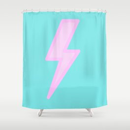 wow your'e amazing Shower Curtain