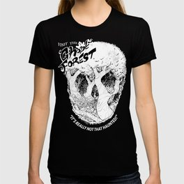 Visit The Ghost Forest T-shirt