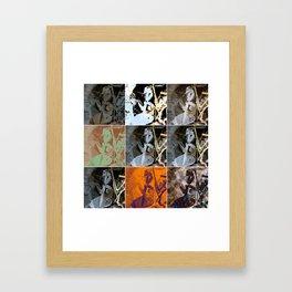 Icescape II Framed Art Print
