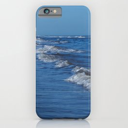North Sea Waves iPhone Case