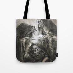 The Moirai Tote Bag