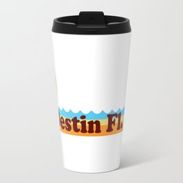 Destin Florida. Travel Mug
