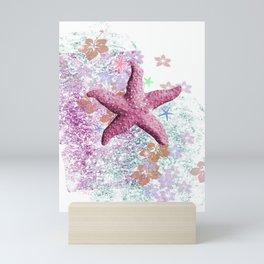 Passion Starfish Mini Art Print
