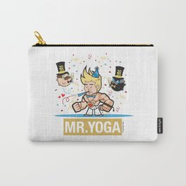 Mister Yoga Carry-All Pouch