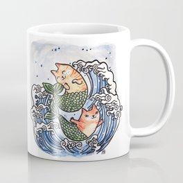 Mer-Kitties Coffee Mug
