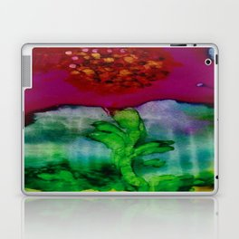 Abstract Flower Laptop & iPad Skin