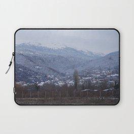 mountain scene Laptop Sleeve