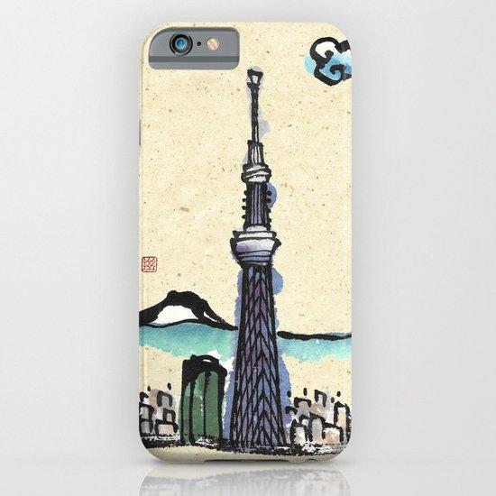Tokyo Sky Tree iPhone & iPod Case