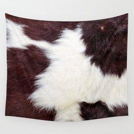 Cowhide Fur Wall Tapestry