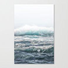 BIG SPLASH HAWAII Canvas Print