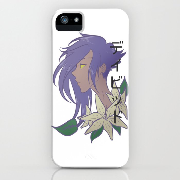 デイビッド David iPhone Case