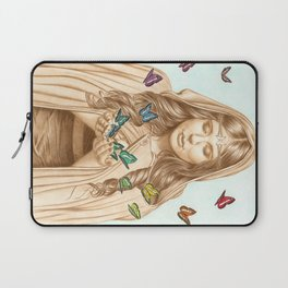The Butterfly Girl Laptop Sleeve