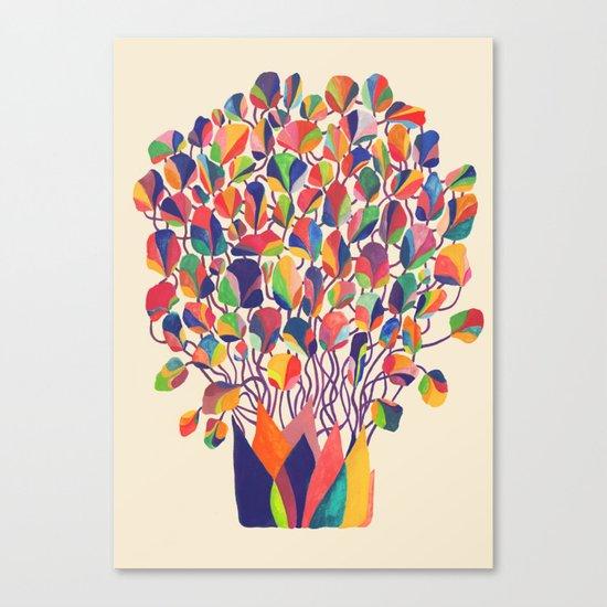 felicitous Canvas Print