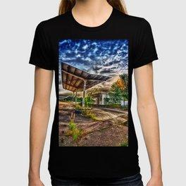 Abandoned Garage T-shirt